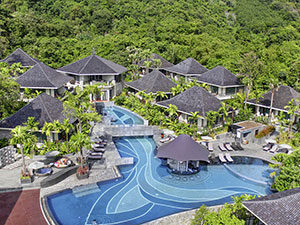 Luxe hotels Thailand - Mandarava Resort & Spa