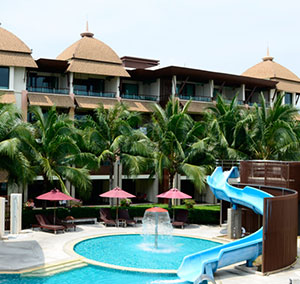 Luxe hotels Thailand: Springfield @ Sea Resort & Spa