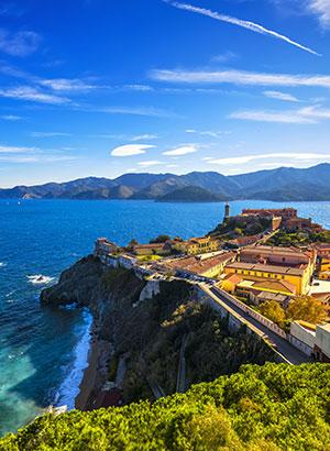 Minder bekende mediterrane eilanden: Elba