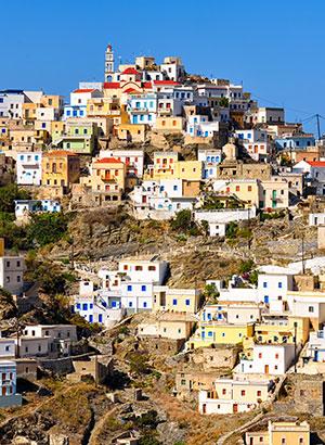 Minder bekende mediterrane eilanden: Karpathos