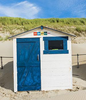 Onthaasten waddeneilanden Texel