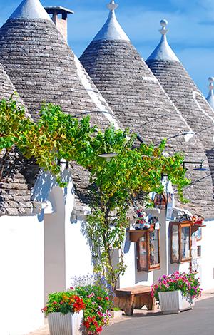Puglia Alberobello