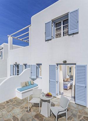 Romantische hotels Griekenland
