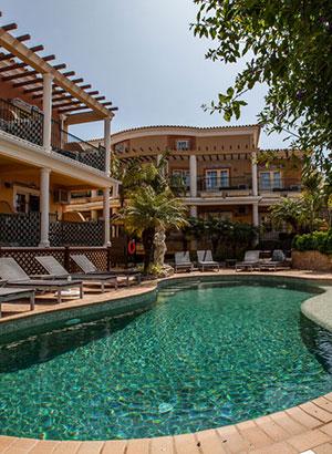 Romantische hotels Portugal