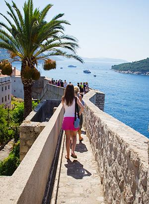 Sfeervolle steden Europa: Dubrovnik