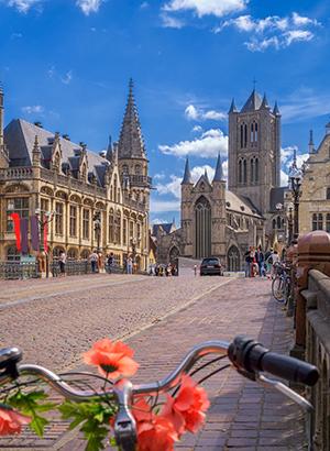 Sfeervolle steden Europa: Gent