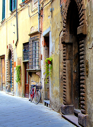 Sfeervolle steden Europa: Lucca