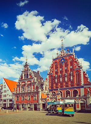 Sfeervolle steden Europa: Riga