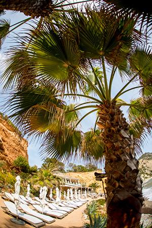 Uitgaan Ibiza: beachclubs