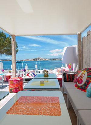 Uitgaan Ibiza: patchwork