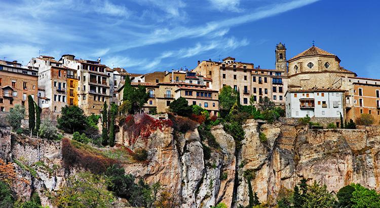 UNESCO Werelderfgoedsteden in Spanje: Cuenca