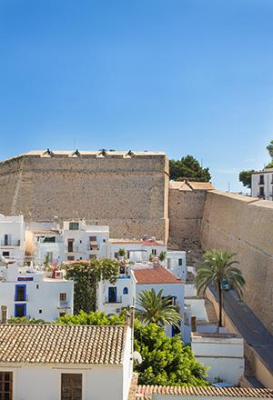 UNESCO Werelderfgoedsteden in Spanje: Ibiza-Stad