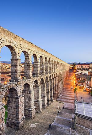 UNESCO Werelderfgoedsteden in Spanje; Segovia