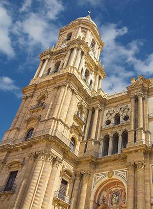 Bezienswaardigheden Malaga: kathedraal