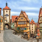 Rothenburg ob der Tauber: op-en-top romantiek in Duitsland