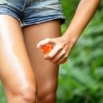 Anti-muggen tips: DEET