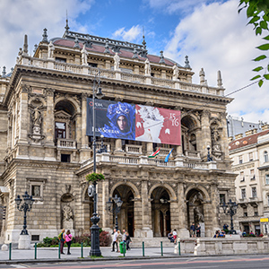 Boedapest voor beginners: operahuis