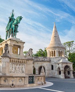 Boedapest voor beginners: vissersbastion