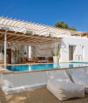 Boutique Hotels Mykonos: Myconian Ambassador
