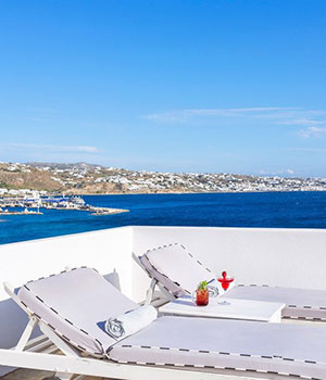 Boutique hotels Mykonos: Princess of Mykonos