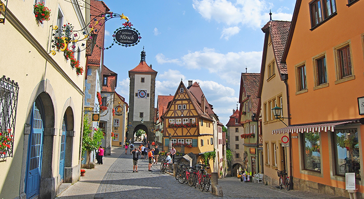 Hoogtepunten Duitsland