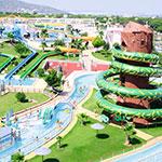 familievakantie Portugal, Aquashow Park Hotel