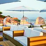 Strandbestemmingen Europa: Grande Real Santa Eulalia Resort & Spa