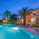 Zon september: Zakynthos, Aeolos Boutique Hotel