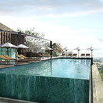 In de winter naar de zon: Bali, Artotel Sanur