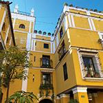 Wijken Sevilla, Santa Cruz: Hotel Las Casas de la Juderia