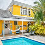 Zonvakantie september: Curaçao, Hotel 't Klooster