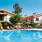 Strandbestemmingen Europa: Hotel Portakal