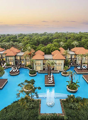 Kleinschalige hotels Turkije