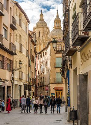 Leukste dagtripjes Madrid: Segovia