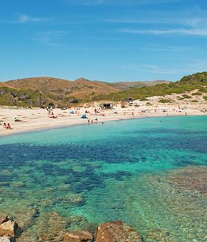 Mooiste stranden Mallorca: Cala Torta