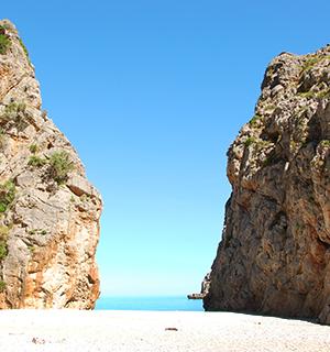 Mooiste stranden Mallorc: Sa Calobra