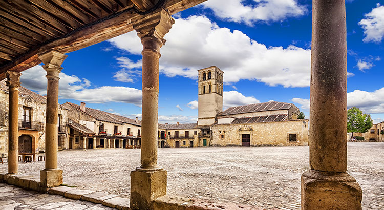 Pedraza, onbekende parel van Spanje