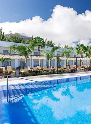 Luxe hotels op Mauritius