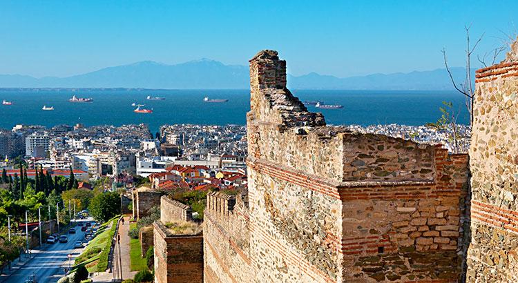 Stedentrio Thessaloniki