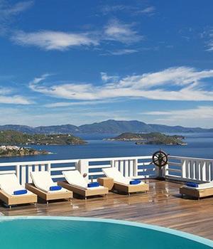 Vakantie Skiathos, hotels