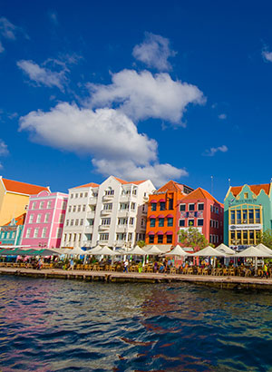 Zonvakantie september: Curacao