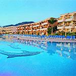 Canarische eilanden, Tenerife: Landmar Hotel Costa los Gigantes