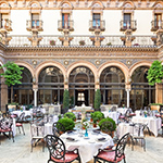 Wijken Sevilla, Hotel Alfonso XIII
