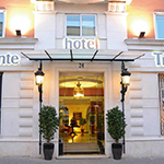Wijken Sevilla, Hotel Monte Triana