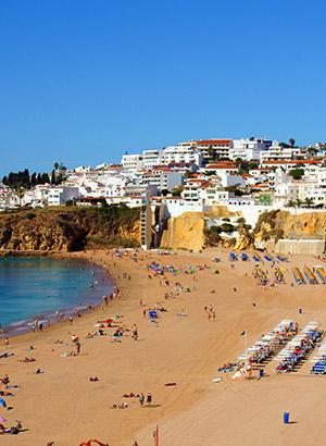 Kustplaatsen Algarve, Albufeira
