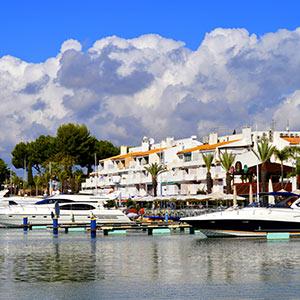 Kustplaatsen Algarve, Vilamoura