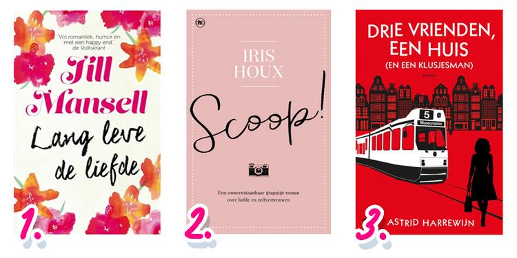 De leukste boeken voor je vakantie: romans