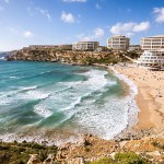 Zon, zee én strand: de mooiste stranden op Malta