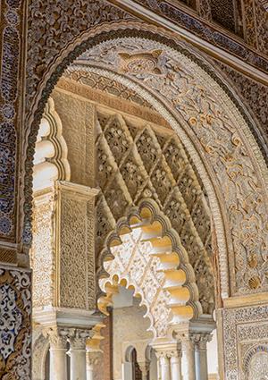 Santa Cruz, Sevilla: Real Alcázar