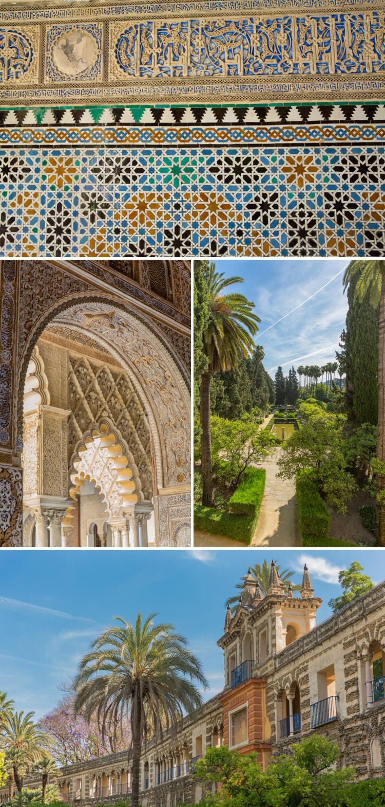 Fotospots Sevilla: Real Alcázar